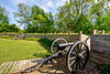 1864 Fort & battleground at Fort Pillow State Historic Area in Tennessee - 300 dpi - C2 -  -0231