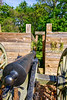 1864 Fort & battleground at Fort Pillow State Historic Area in Tennessee - 300 dpi - C2 -  -0228