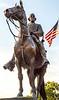 Nathan Bedford Forrest statue in Forrest Park, Memphis, TN - C3-0162 - 72 ppi