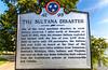 Historical sign on Memphis, TN, riverfront - C2-0062 - 72 ppi