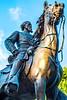 Nathan Bedford Forrest statue in Forrest Park, Memphis, TN - C3-0155 - 72 ppi