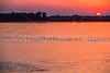 Sunset over Mississippi River, viewed from Memphis, TN, waterfront - 1 - 72 ppi
