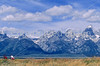 ACA bike tourers in Tetons Nat'l Park, Wyoming - 4 - 72 ppi