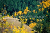 Mountain biker on descent from Gros Ventre Road to Gros Ventre River in Teton Nat'l Forest near Grand Teton Nat'l Park - 7 - 72 ppi