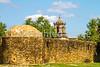 Texas - Mission San Jose, San Antonio Missions Nat'l Historical Park - C3-0103 - 72 ppi