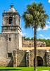 Texas - Mission Concepcion, San Antonio Missions Nat'l Historical Park - C3-0189 - 72 ppi