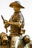 Texas - Buffalo Soldier Memorial in El Paso at Fort Bliss - C3-0049 - 72 ppi