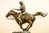 Texas - Buffalo Soldier Memorial in El Paso at Fort Bliss - C3-0055 - 72 ppi