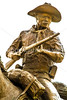 Texas - Buffalo Soldier Memorial in El Paso at Fort Bliss - C3-0086 - 72 ppi