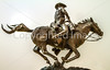 Texas - Buffalo Soldier Memorial in El Paso at Fort Bliss - C3-0069 - 72 ppi