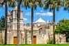 Texas - Mission Concepcion, San Antonio Missions Nat'l Historical Park - C3-0179 - 72 ppi