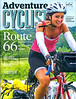 Adventure Cyclist - August-September 2014 - TransAm rider Seraya Ghoneim - 72 ppi