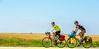 ACA - West-to-East TransAm riders seen near Coyville, Kansas  - C1-0650 - 72 ppi