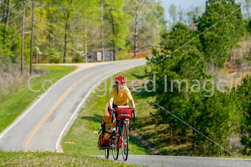 B ms ms - Cyclist on John Rankin Hwy near Fulton, Mississippi - d5__0070 - 72 ppi