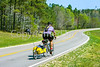 B ms natchez - Cyclist on Natchez Trace near Tishomingo, Mississippi - d5__0134 - 72 ppi