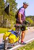 B ms natchez - Cyclist on Natchez Trace near Tishomingo, Mississippi - d5__0094 - 72 ppi