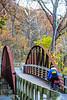 UGRR rider in Cuyahoga Valley Nat  Park, Ohio -0121 - 72 ppi