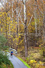 UGRR rider in Cuyahoga Valley Nat  Park, Ohio -0050 - 72 ppi
