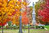 Civil War monument in Spring Grove Cemetery in Medina, OH -0005 - 72 ppi