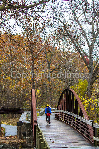 UGRR rider in Cuyahoga Valley Nat  Park, Ohio -0160 - 72 ppi