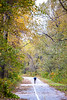 Cyclist, Presque Isle State Park, near Erie, PA -0404 - 72 ppi