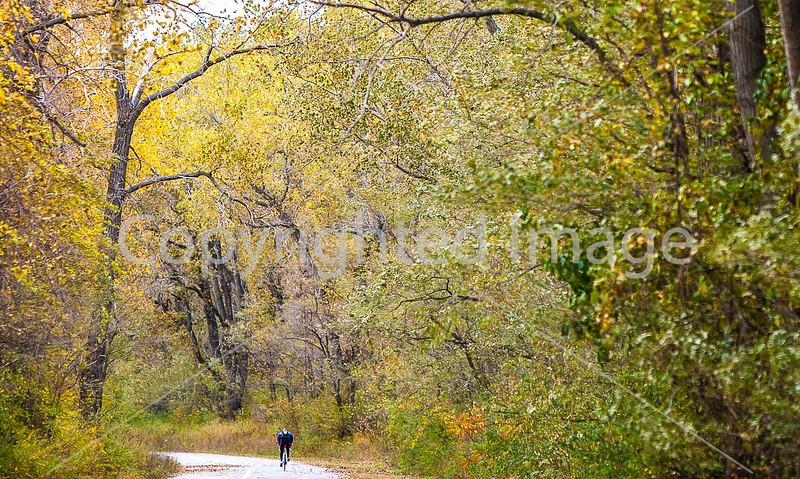 Cyclist, Presque Isle State Park, near Erie, PA -0408 - 72 ppi-2