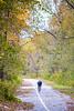 Cyclist, Presque Isle State Park, near Erie, PA -0402 - 72 ppi