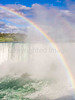 _Y4_0050 - Niagara Falls seen from Canada - & rainbow - 72 dpi