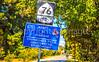 TransAm & Bike Route 76 rider near Historic Jamestowne VA - C3-0784 - 72 ppi