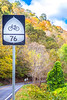 Cyclists on Bike Route 76 east of Hellier, Kentucky - C3- - 72 ppi