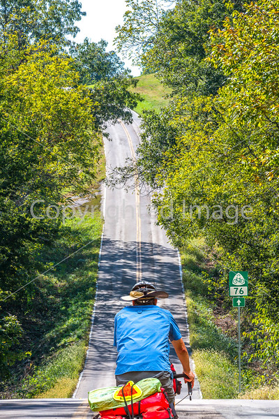 Welcome to hill climbing in the Ozarks!