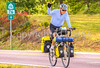 Touring cyclist on US Bike Rte 76-TransAmerica Trail near Centerville, MO - C1- - 72 ppi-2