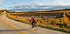 Biker on SR118 near Berkshire in northwest Vermont-C2--0462 - 72 ppi