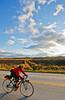 Biker on SR118 near Berkshire in northwest Vermont-C2--0475 - 72 ppi-2