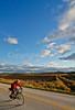 Biker on SR118 near Berkshire in northwest Vermont-C2--0452 - 72 ppi