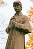 Civil War statue in Franklin, Vermont-C1--0046 - 72 ppi