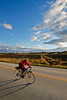 Biker on SR118 near Berkshire in northwest Vermont-C2--0453 - 72 ppi