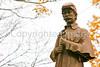 Civil War statue in Franklin, Vermont-C1--0049 - 72 ppi