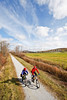 Cyclist(s) on Vermont's Missisquoi Valley Rail Trail-0137 - 72 ppi