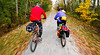 Cyclist(s) on Vermont's Missisquoi Valley Rail Trail-0030 - 72 ppi-2