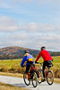 Cyclist(s) on Vermont's Missisquoi Valley Rail Trail - 3 - - 72 ppi-2