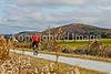 Cyclist(s) on Vermont's Missisquoi Valley Rail Trail - 3 -0019 - 72 ppi