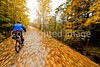 Cyclist(s) on Vermont's Missisquoi Valley Rail Trail - 2 -0427 - 72 ppi
