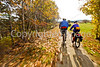 Cyclist(s) on Vermont's Missisquoi Valley Rail Trail - 2 -0304 - 72 ppi