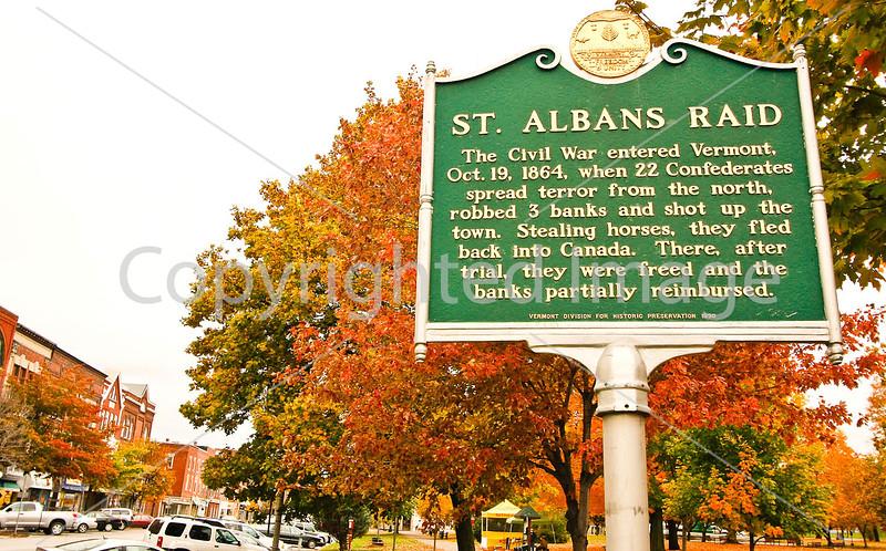 Downtown St  Albans, Vermont- - 72 ppi