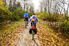 Cyclist(s) on Vermont's Missisquoi Valley Rail Trail - 2 -0345 - 72 ppi