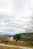 Biker on Confederate bank robbers' trail north of Enosburg Falls, VT-C3--0080 - 72 ppi