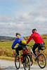 Cyclist(s) on Vermont's Missisquoi Valley Rail Trail - 3 - - 72 ppi-3