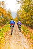 Cyclist(s) on Vermont's Missisquoi Valley Rail Trail - 2 - - 72 ppi-3