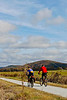 Cyclist(s) on Vermont's Missisquoi Valley Rail Trail - 3 -0032 - 72 ppi